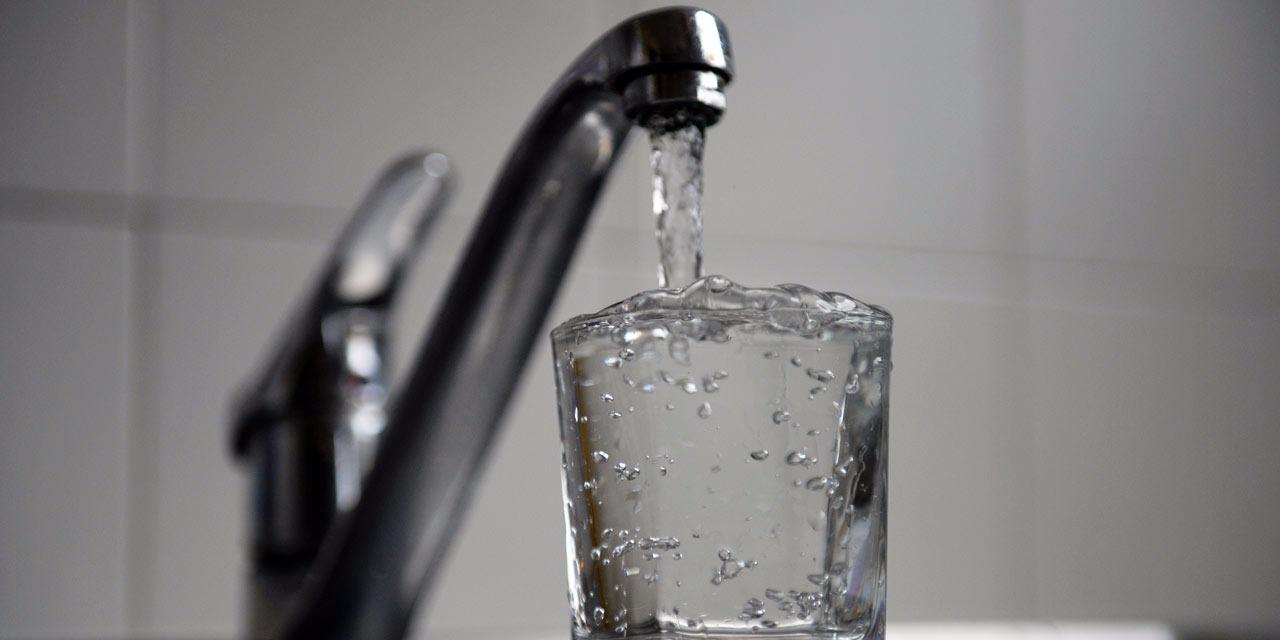 Consultez la qualité de votre eau au robinet