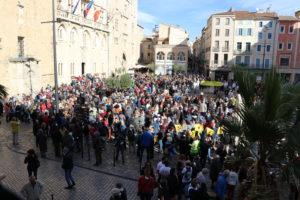 2500 Personnes pour dire NON à TDN/THOR D'AREVA