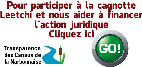 PARTICIPER AU FINANCEMENT DE L'ACTION JURIDIQUE