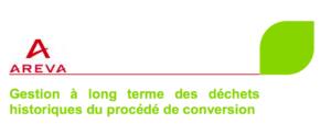 PNGMDR 2013_2015 RAPPORT D'AVANCEMENT-GESTION À LONG TERME DES DECHETS HISTORIQUES DU PROCEDE DE CONVERSION