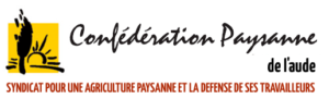 Communiqué de Presse de la Confédération Paysanne de l'Aude-Appel à participer à la Grande Marche Funèbre Samedi 24 Novembre à NARBONNE