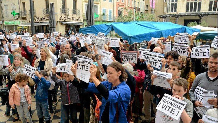 Narbonne : les opposants à Orano organisent une marche funèbre samedi