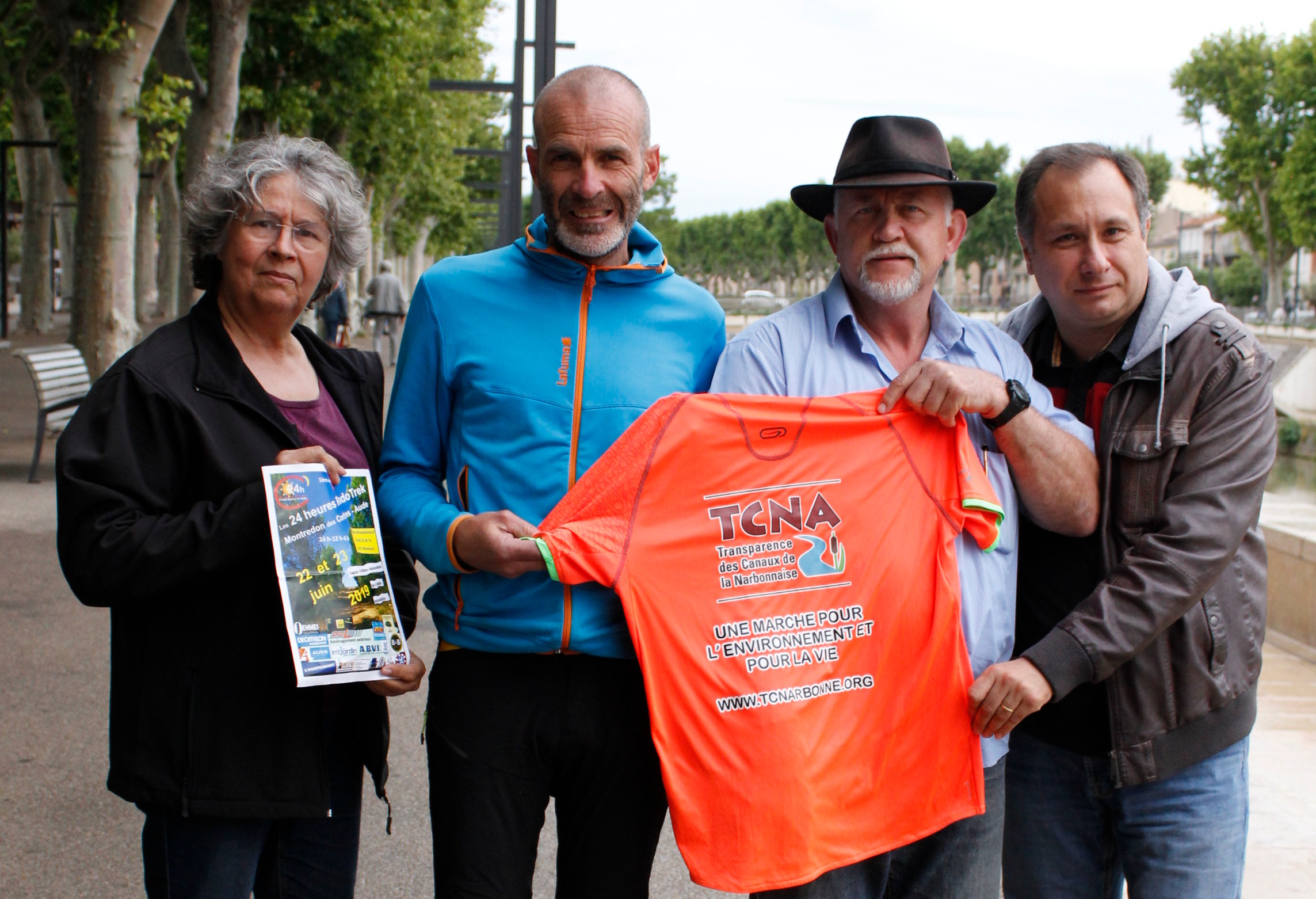 Franck BALOURDET se dépasse pour TCNA ! Merci Franck !
