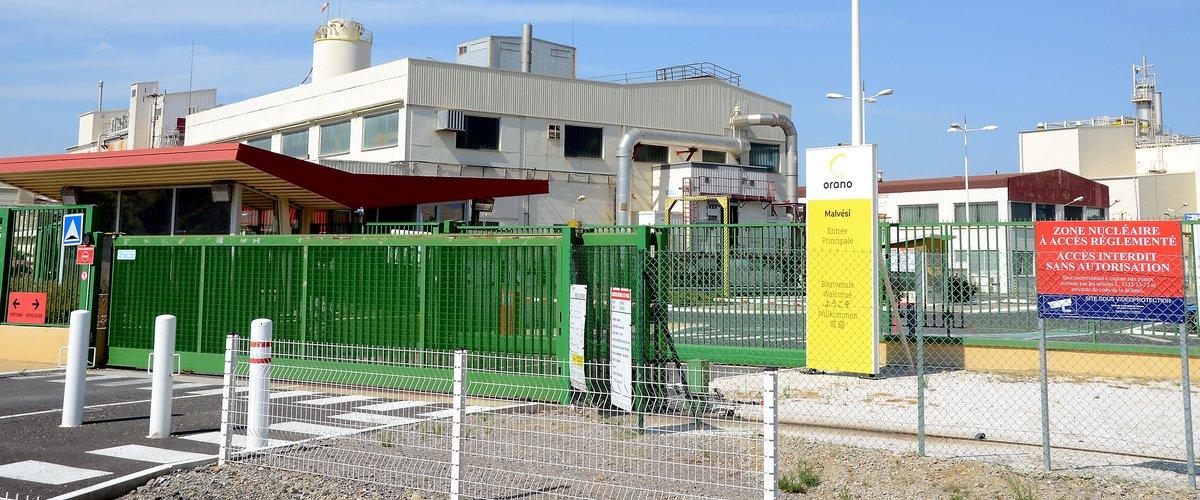Narbonne : l'usine Orano Malvési est l'un des sept sites classés Seveso seuil haut de l'Aude