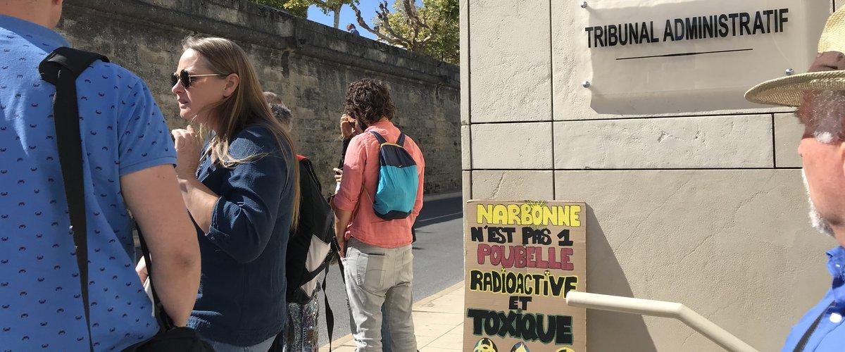 TDN d'Orano : le rapporteur public conclut au rejet des requêtes en annulation de l'arrêté préfectoral
