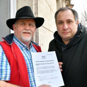 Narbonne : les candidats aux municipales priés de se positionner sur Orano