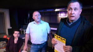 Narbonne : contre les projets d'Orano, les associations sortent les parapluies