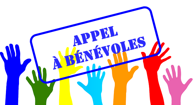 Appel à bénévoles pour missions de secrétaire et secrétaire adjointe