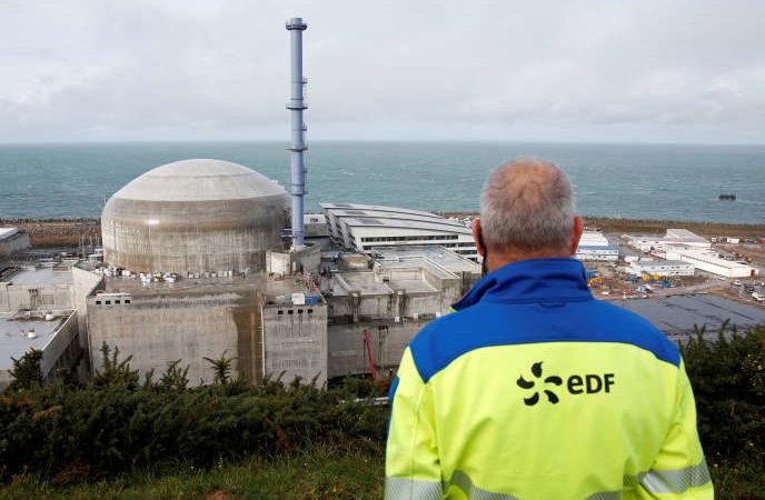EDF accusé d'infractions à la protection de l'environnement à Flamanville