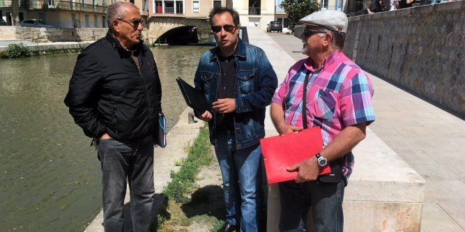 Narbonne : pour se faire entendre, les citoyens de Cité lancent TCNA