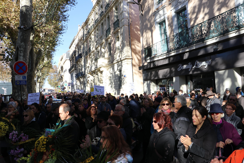 Narbonnne : 800 manifestants contre les projets d'Orano