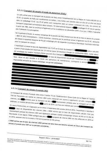 EDF et Orano censurent un rapport de l'IRSN sur la gestion des déchets nucléaires