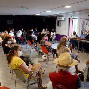 Vidéo du Samedi 20 Juin 2020-Remise rapport du GAO aux candidats à l'élection municipale de NARBONNE